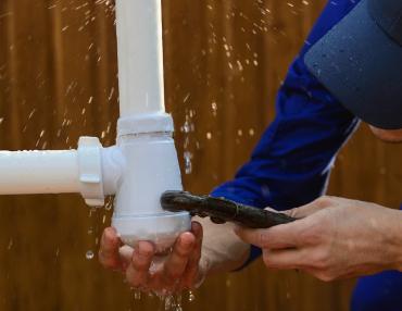 fuites eau